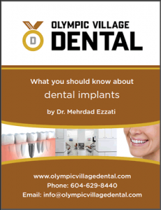 What you should know about dental implants - by Dr. Mehrdad Ezzati