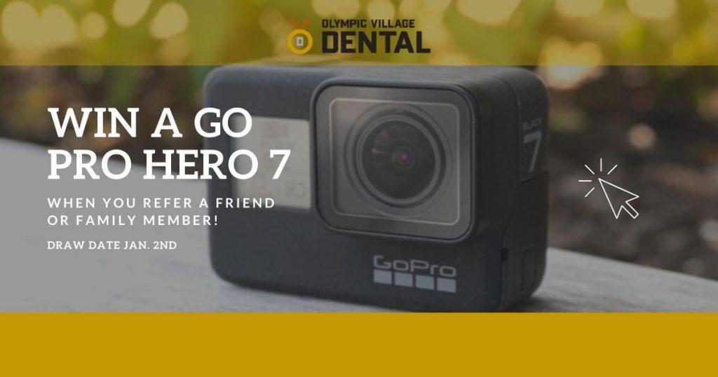 Olympic Village Dental Referral Contest